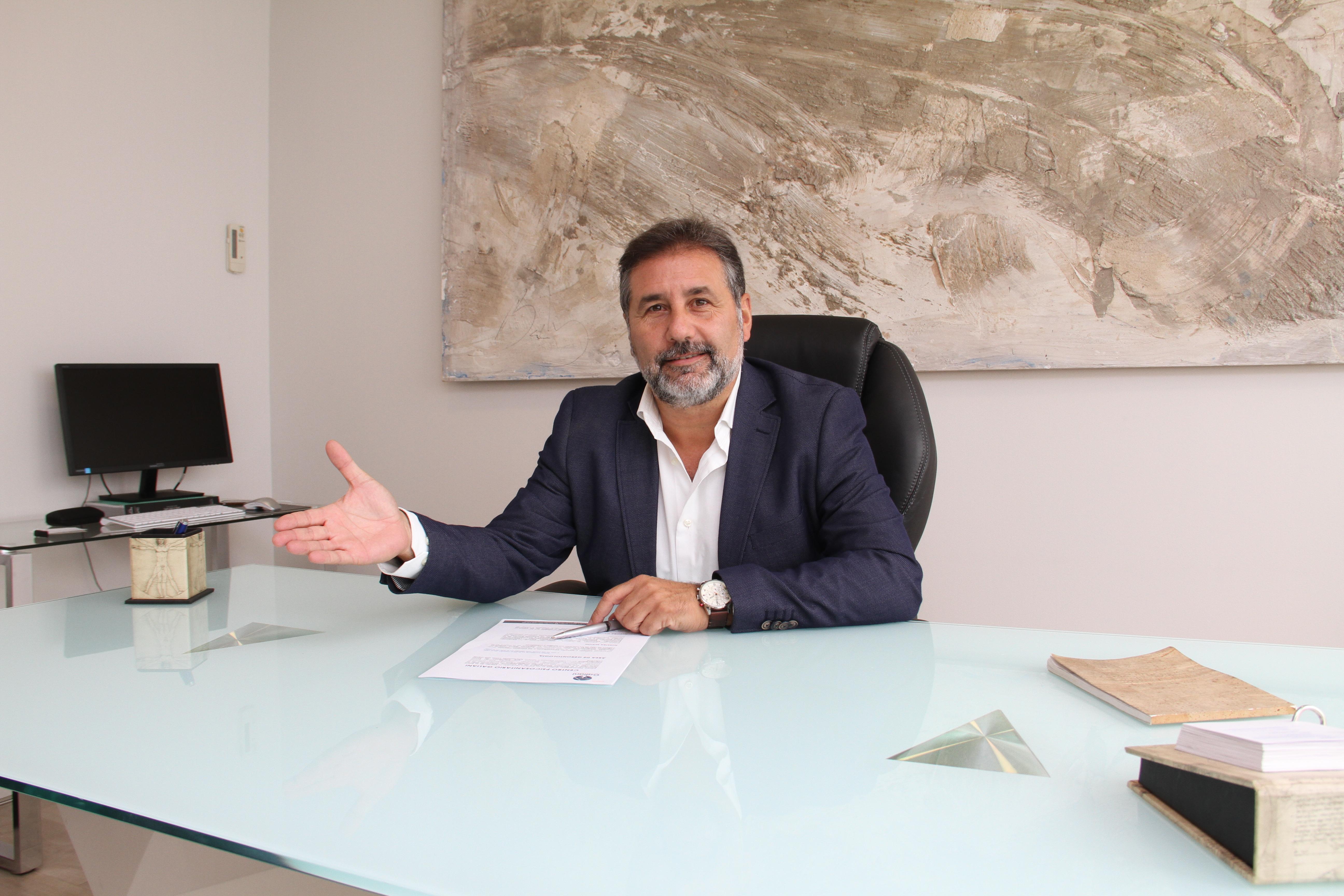 Centro Psicosanitario Galiani en Informativos TVE