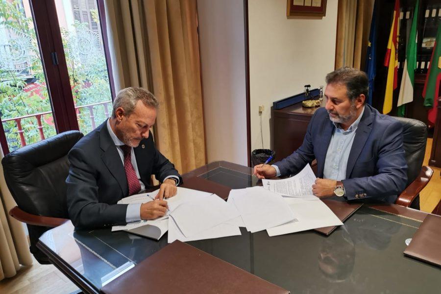 Acuerdo de colaboración con el Colegio de Graduados Sociales