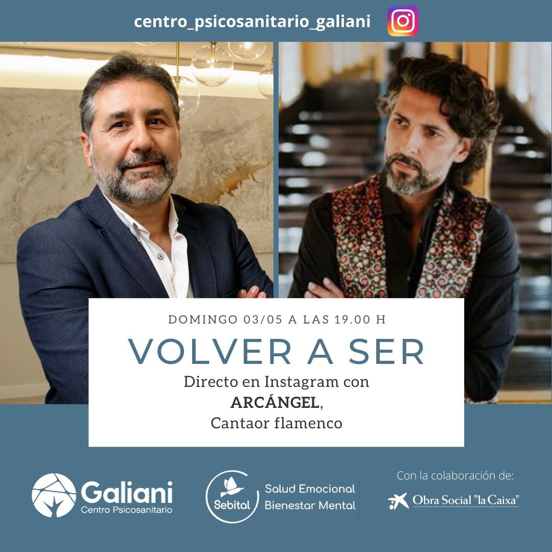 Directo con Arcángel | Cantaor Flamenco