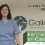 Fisioterapia en casa 15 | El movimiento es vida