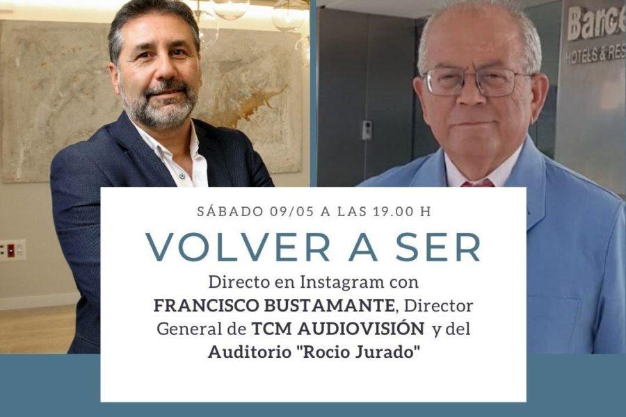 Directo con Francisco Bustamante, Director General de TCM Audiovisión