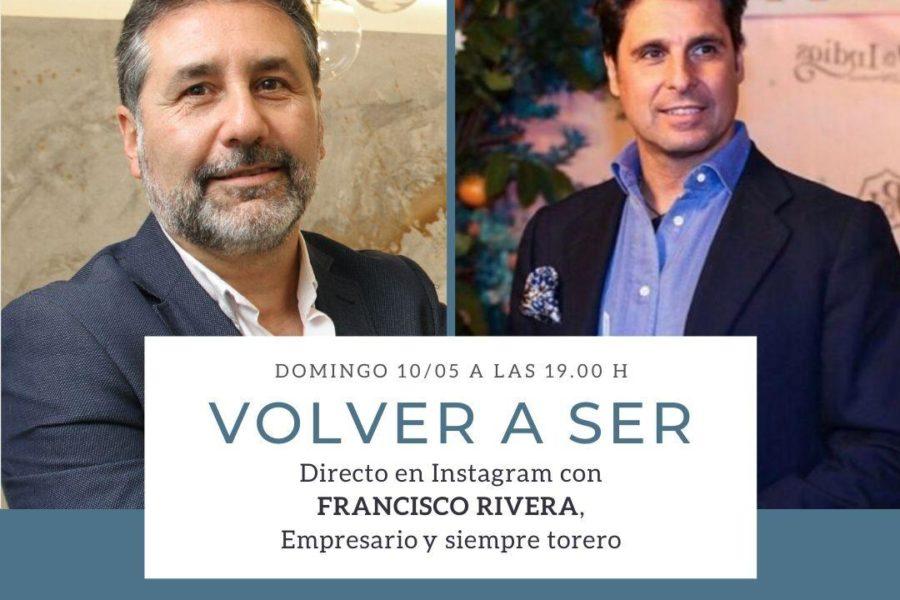Directo con Francisco Rivera, Empresario y siempre torero