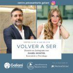 Directo con Isabel Montes, Ex modelo y psicóloga