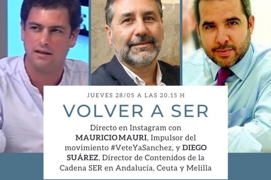 Directo con Mauricio Mauri y Diego Suárez