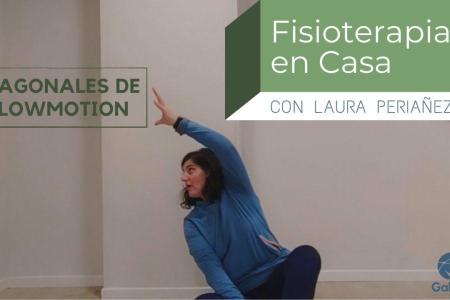 Fisioterapia en casa 14 |Diagonales FlowMotion