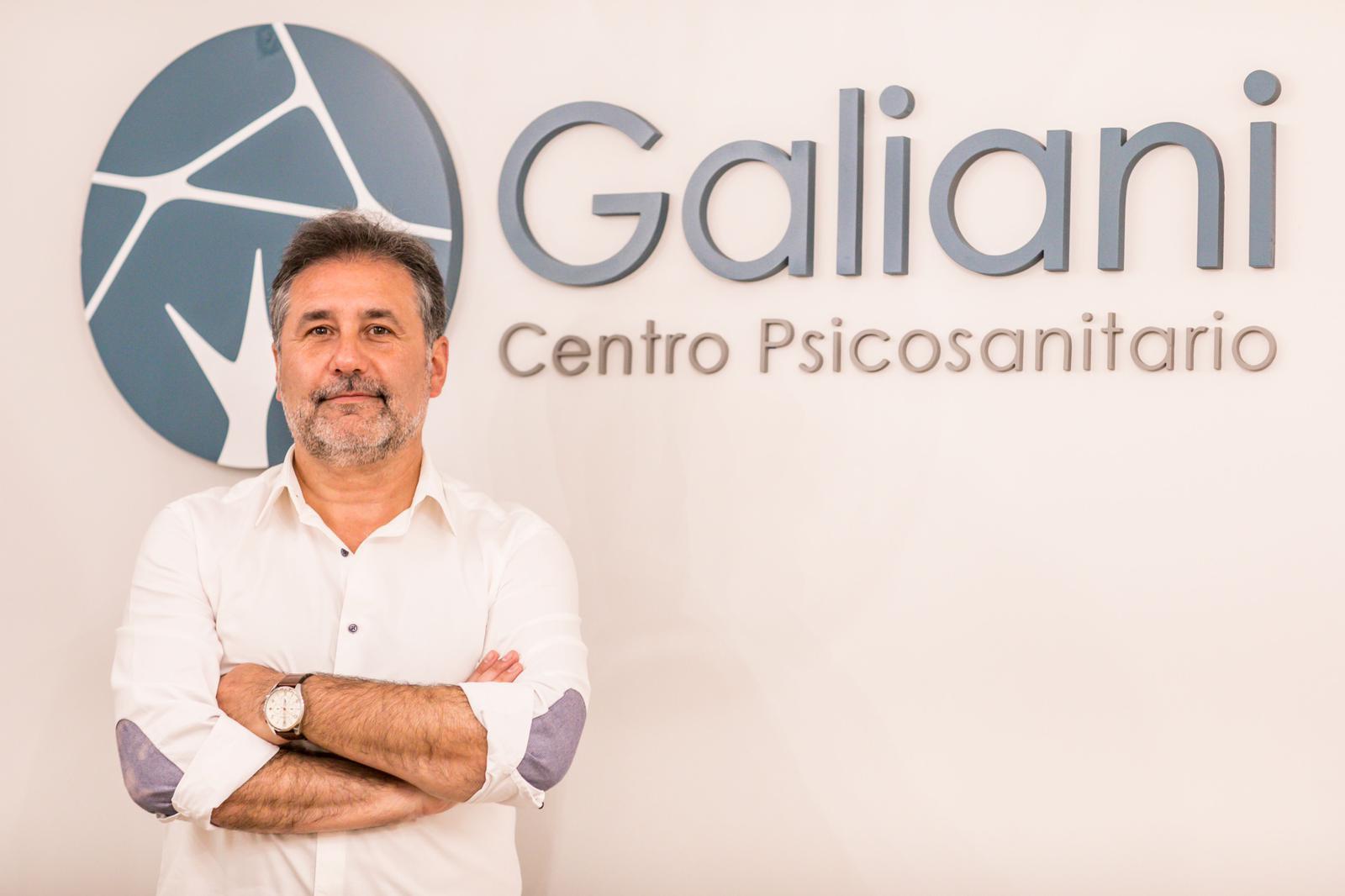Centro Psicosanitario Galiani en TVE