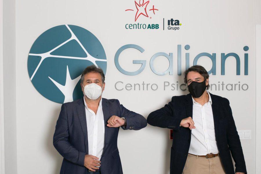 ITA-ABB y Centro Psicosanitario Galiani firman un acuerdo para ofrecer mayores recursos profesionales en el abordaje de los trastornos alimentarios y de la salud mental