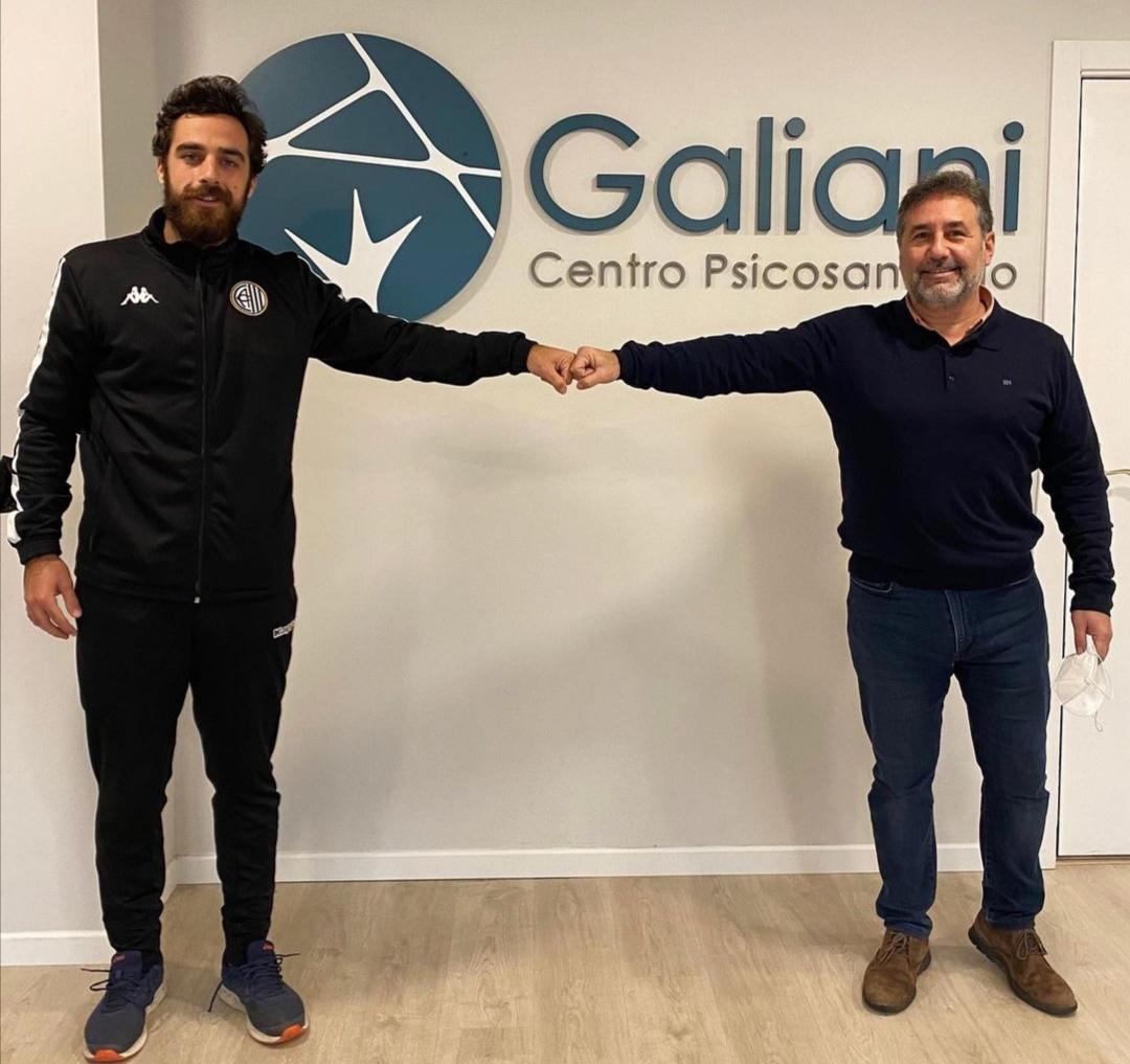 Acuerdo con el Club Atlético Central