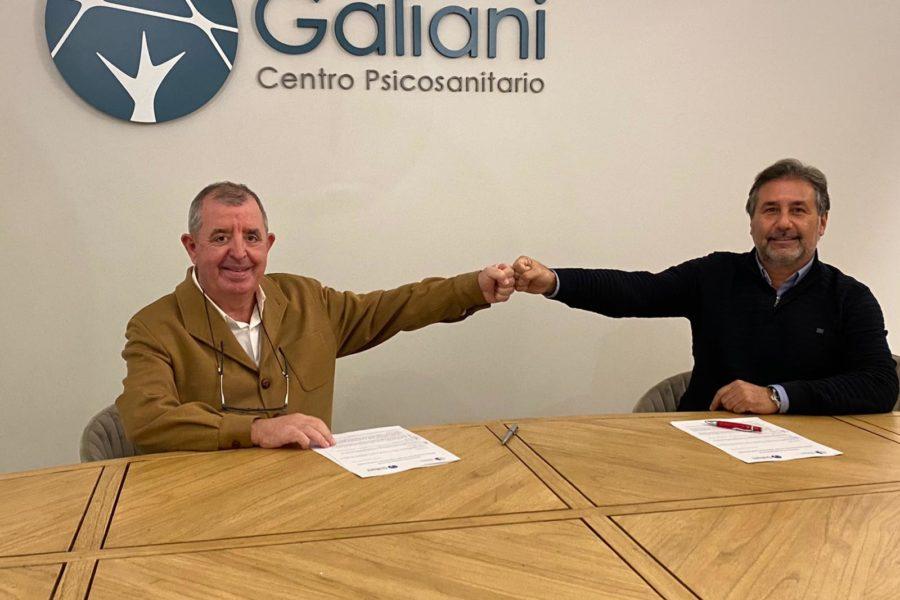 Acuerdo de colaboración entre Centro Psicosanitario Galiani y Perihíspalis, Acedo & Burgos